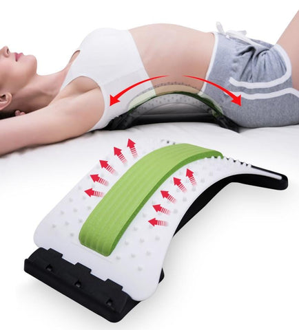 Back Stretcher Massage