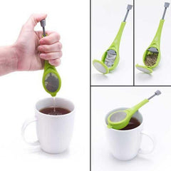 Tea Infusing Gadget - Hot Water Straining For Home