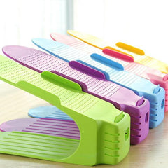 Adjustable Shoe Organizer ( Set of 3)