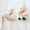 Image of Kitchen Cook Self-Adhesive Wall Storage Hook Hanger
