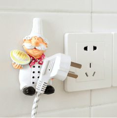 Kitchen Cook Self-Adhesive Wall Storage Hook Hanger