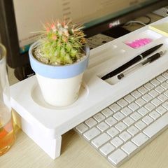 Keyboard Shelf Storage
