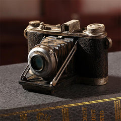 Vintage Camera Antique Décor Miniature