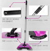 Image of Stainless Steel Vacuum Broom