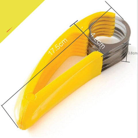 Perfect Banana Slicer