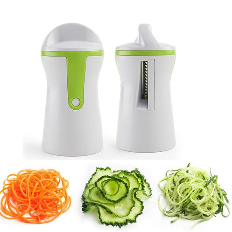 Vegetable Spiralizer Cutter - Kitchen Gadget