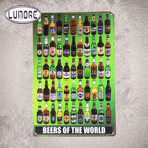 Group Therapy Drinking Tin Signs - Wall Plaques for Resort/Bar