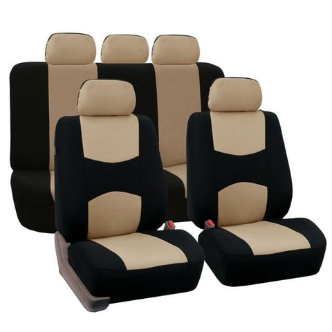 Automobile Seat Covers (Fit Most Car, Truck, Suv, or Van)