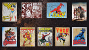 PLAQUE METAL COMICS