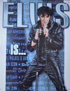 PLAQUE METAL style vintage ELVIS PRESLEY is... - TOFMOBILE