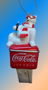 figurine ours COCA COLA glacière POLAR BEAR collection