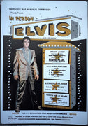 PLAQUE METAL style vintage ELVIS PRESLEY in person - TOFMOBILE