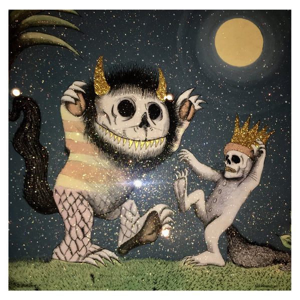 Where The Wild Things Die (giclee)