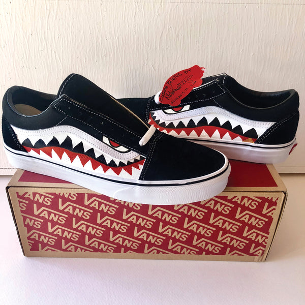 UNFVCKWITHABLE VANS (BLACK)