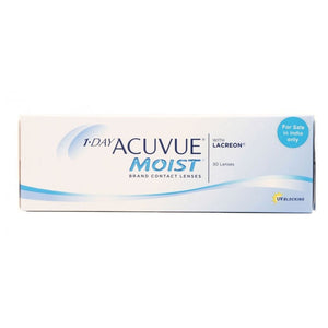 Acuvue Moist 1 Day Disposable {30 Lens pack}