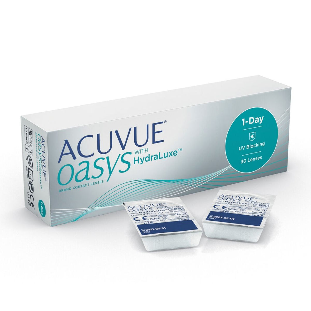 Acuvue Oasys 1 Day Disposable {30 Lens pack}