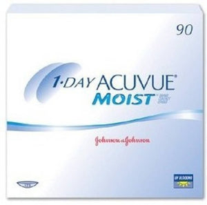 Acuvue Moist 1 Day Disposable {90 Lens pack}