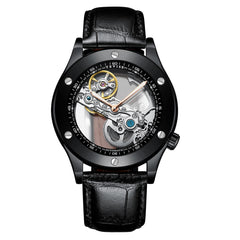 Matthew Wiles Business Automatic Mechanical Watch – Black MW0019