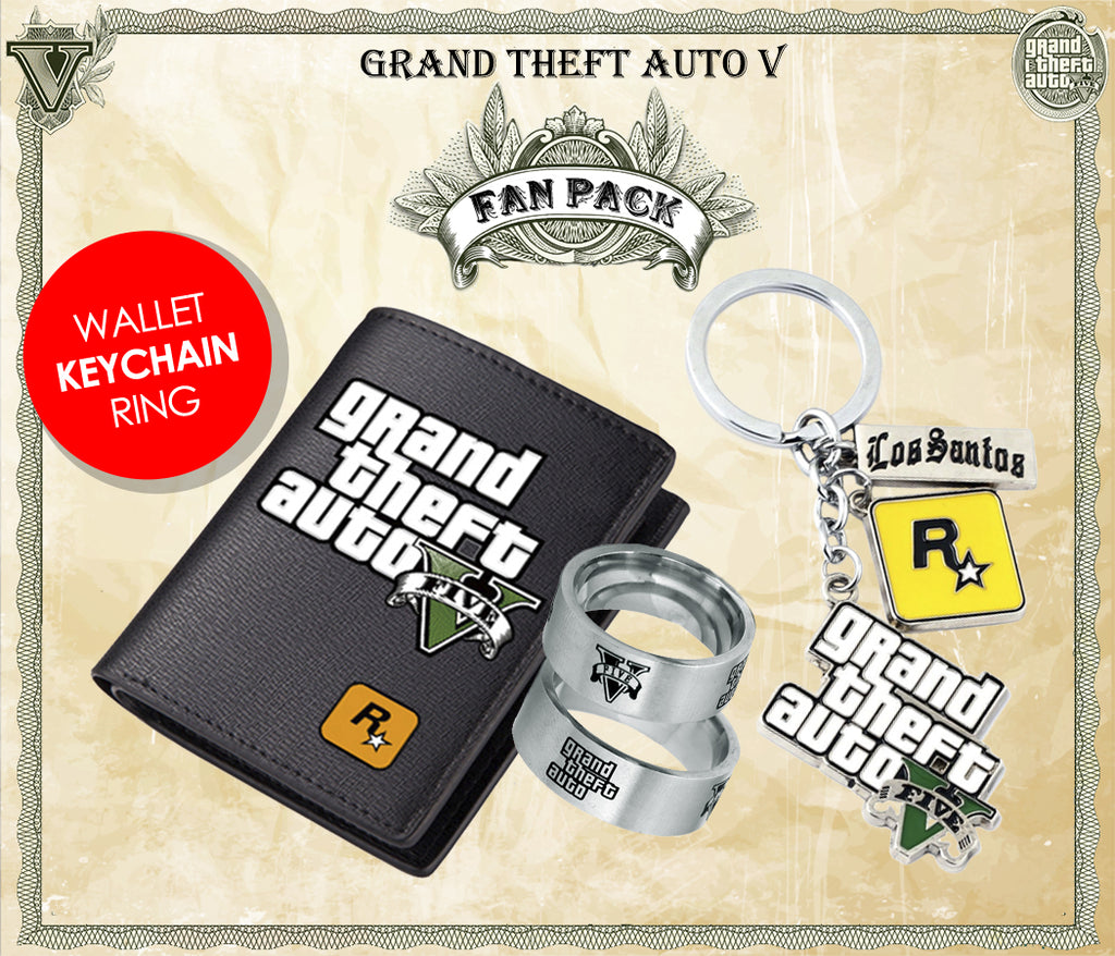 Grand theft auto V Collectors Edition Custom Fan Pick Accessories