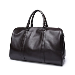 Luxury Large Capacity Leather men's travel bag