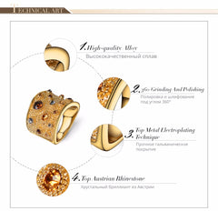 Gold Color Ring
