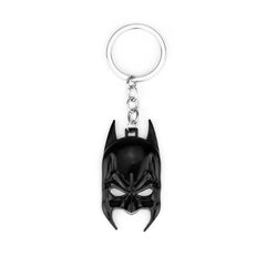Batman Mask Keychain The Avengers Super Hero Key Chain