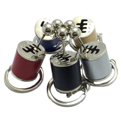 Gear Shift Knob Tuning Parts Key Ring