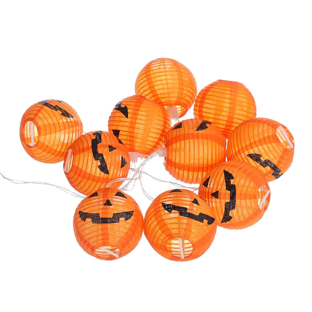 10 LED Lights Halloween Decoration