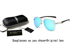High Quality Polarized Mirror Sun Glasses