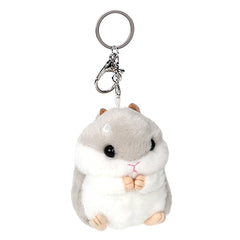 mini Cute Hamster Keychain Cool Girlfriend Gift idea