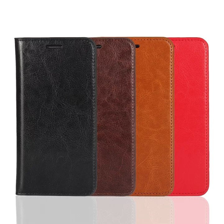 Luxury genuine leather Phone cover case For Sony Xperia XA XP XZ Z3 Z5 X Compact Premium