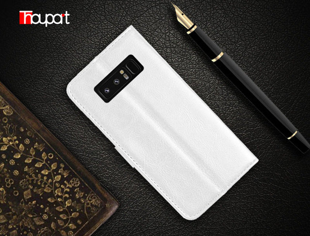 Samsung Galaxy Note 8 Flip Wallet