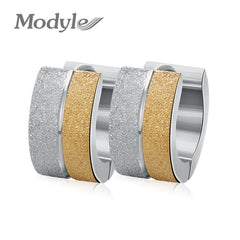 Silver&Gold Color Earrings for Women