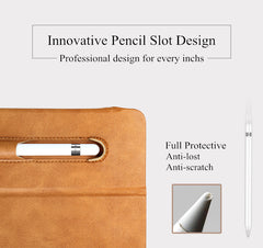 Flip Leather Smart Cover for iPad Pro 10.5 with Pencil Slot