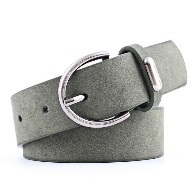 Wedding Women Leather Belt