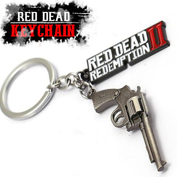 Red Dead Redemption 2 Keychain