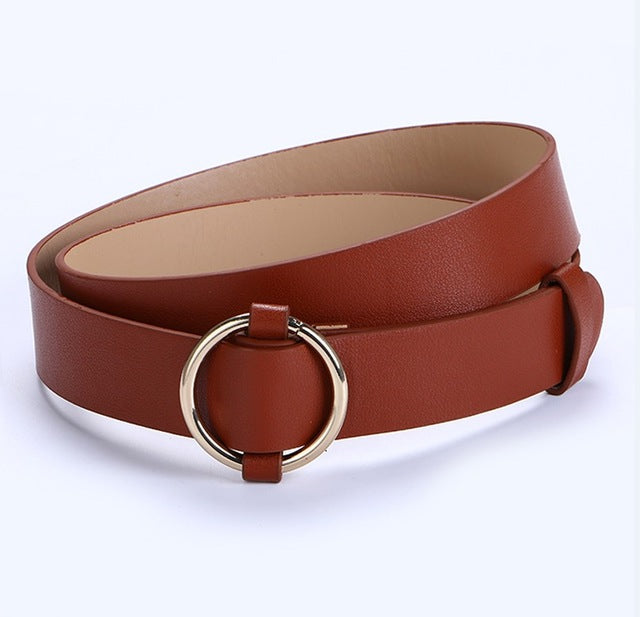 Female casual belt