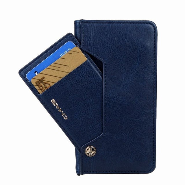 iPhone XS Max XR Plus Wallet Protective Cover Case