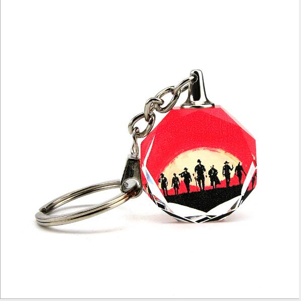 New Red Dead Redemption 2 Keychain