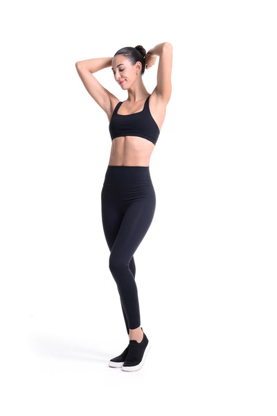 MKLZ FUSE Leggings Black Yoga Pants Activewear Athleisure Nike Adidas Lululemon Alo Lorna Jane