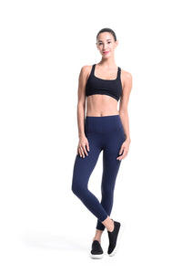 MK-I Leggings - Navy Blue