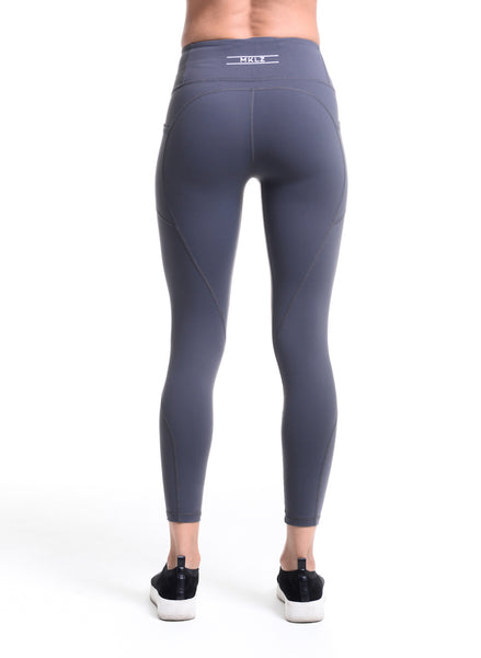 MK-I Leggings - Jet Gray