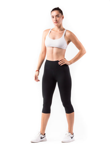 FUSE II Leggings Crop - Black