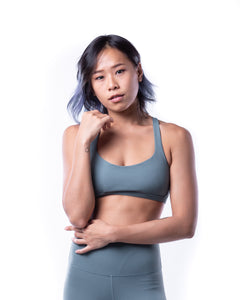 FUSE II Sports Bra - Dark Teal