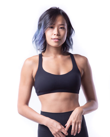 FUSE II Sports Bra - Black