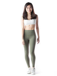 FUSE II Leggings - Camouflage Green