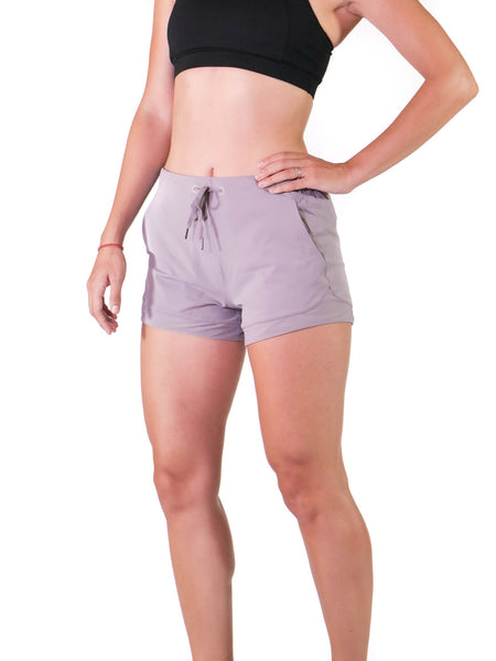 ELEVATE Short - Lavender Gray