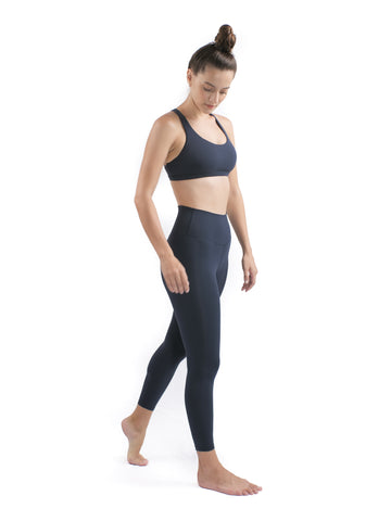 FUSE II Leggings - Navy Blue