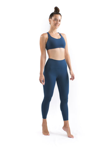 FUSE II Leggings - Paris Blue