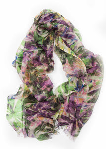 """KAUU"" (DG) Woven Printed Scarf - Pashma Outlet"